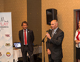 20th EFPM congress and GA in Riga, 2014